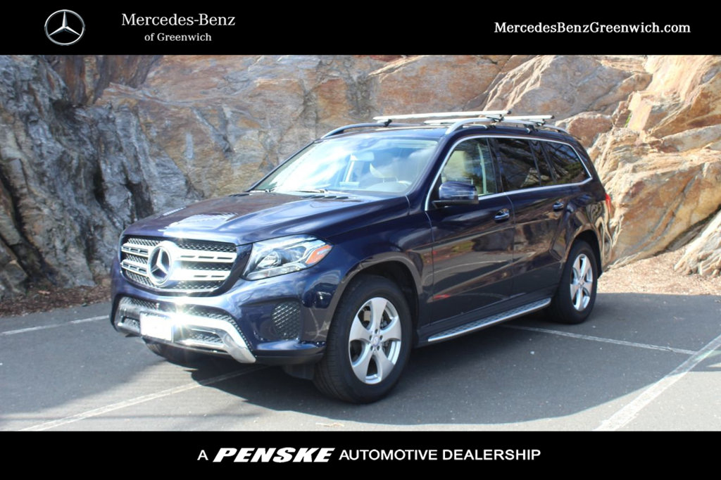 Certified Pre-Owned 2017 Mercedes-Benz GLS GLS 450 4MATIC® SUV