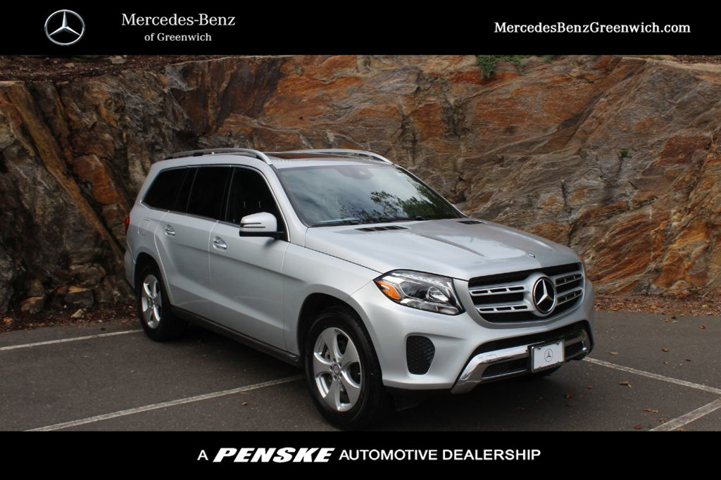 Pre-Owned 2017 Mercedes-Benz GLS GLS 450 4MATIC® SUV