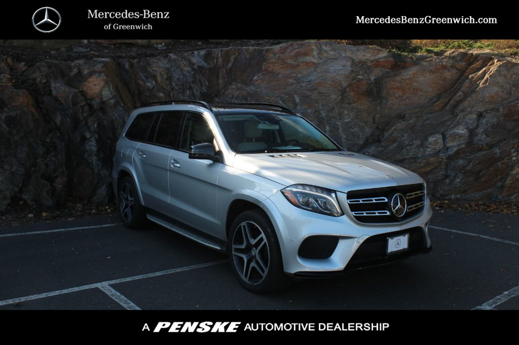 Pre-Owned 2017 Mercedes-Benz GLS GLS 550 4MATIC® SUV