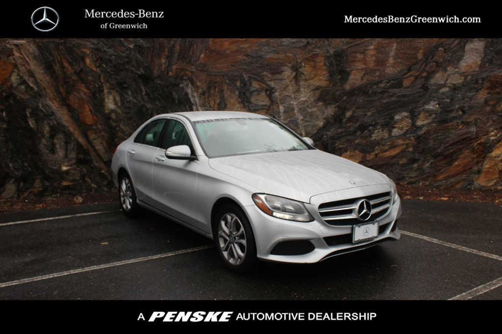 Pre-Owned 2015 Mercedes-Benz C-Class 4dr Sedan C 300 4MATIC®