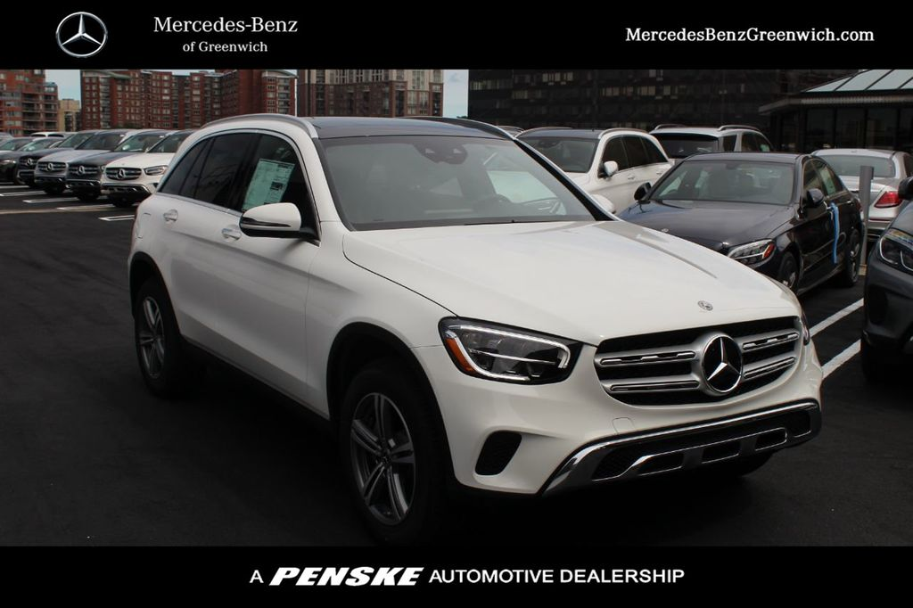 Benz Glc 300 >> New 2020 Mercedes Benz Glc 300 Awd 4matic