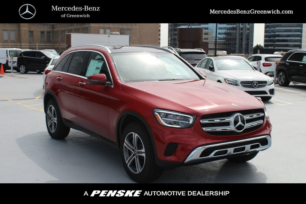 Pre-Owned 2020 Mercedes-Benz GLC GLC 300 4MATIC® SUV