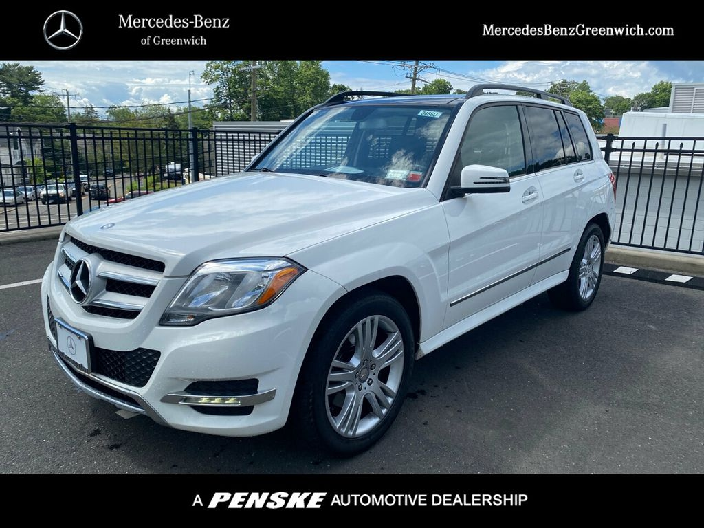 Pre-Owned 2013 Mercedes-Benz GLK 4MATIC® 4dr GLK 350