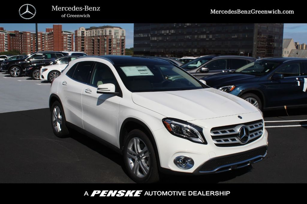 Pre-Owned 2020 Mercedes-Benz GLA GLA 250 4MATIC® SUV
