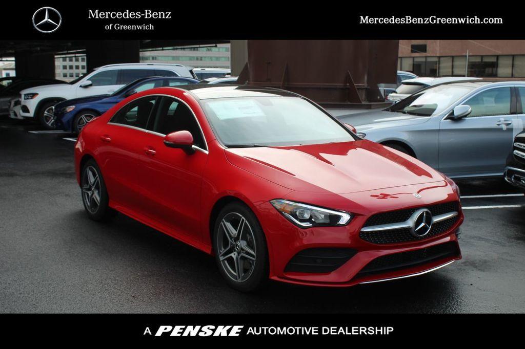 Pre-Owned 2020 Mercedes-Benz CLA CLA 250 4MATIC® Coupe