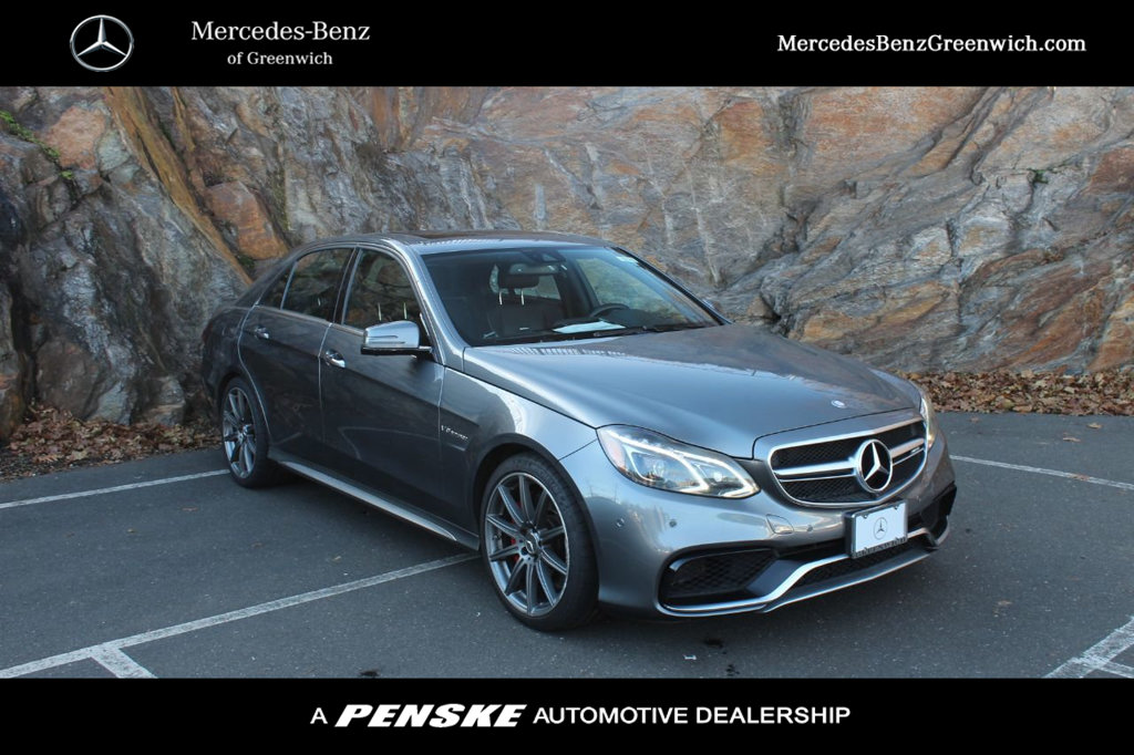 2016 Mercedes Benz Amg E 63 Sedan >> Pre Owned 2016 Mercedes Benz E Class 4dr Sedan Amg E 63 S 4matic Awd