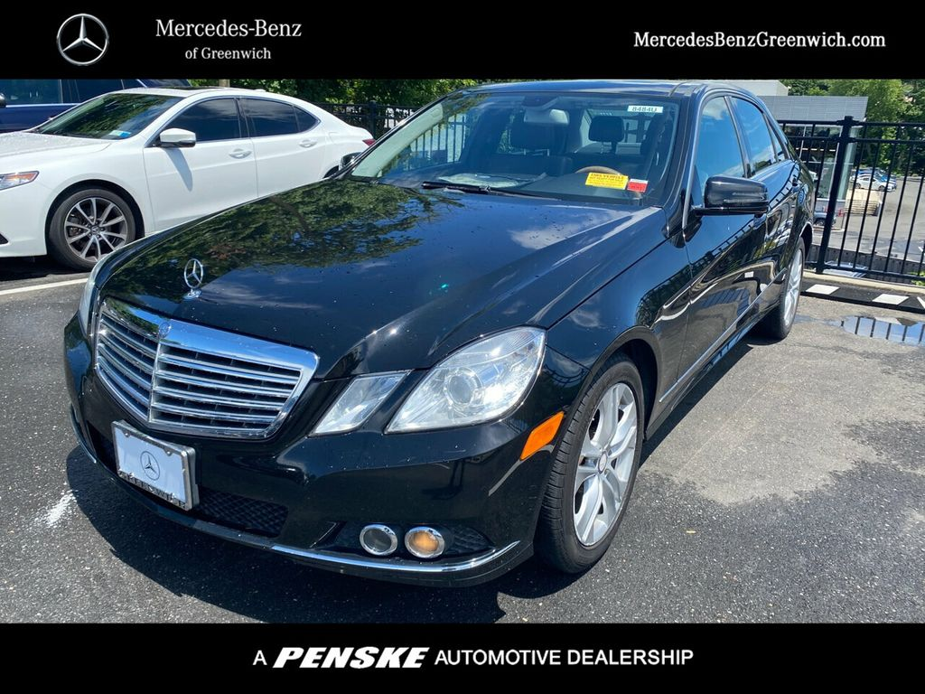 Pre-Owned 2010 Mercedes-Benz E-Class 4dr Sedan E 350 Sport 4MATIC®