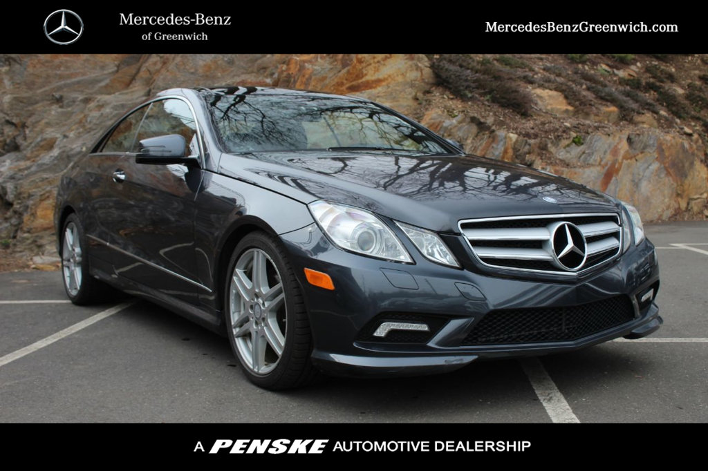 Pre owned 2010 mercedes benz e class e 550 coupe in for 2010 mercedes benz e class e350 price