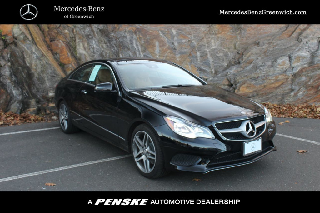 Pre-Owned 2014 Mercedes-Benz E-Class 2dr Coupe E 350 4MATIC®