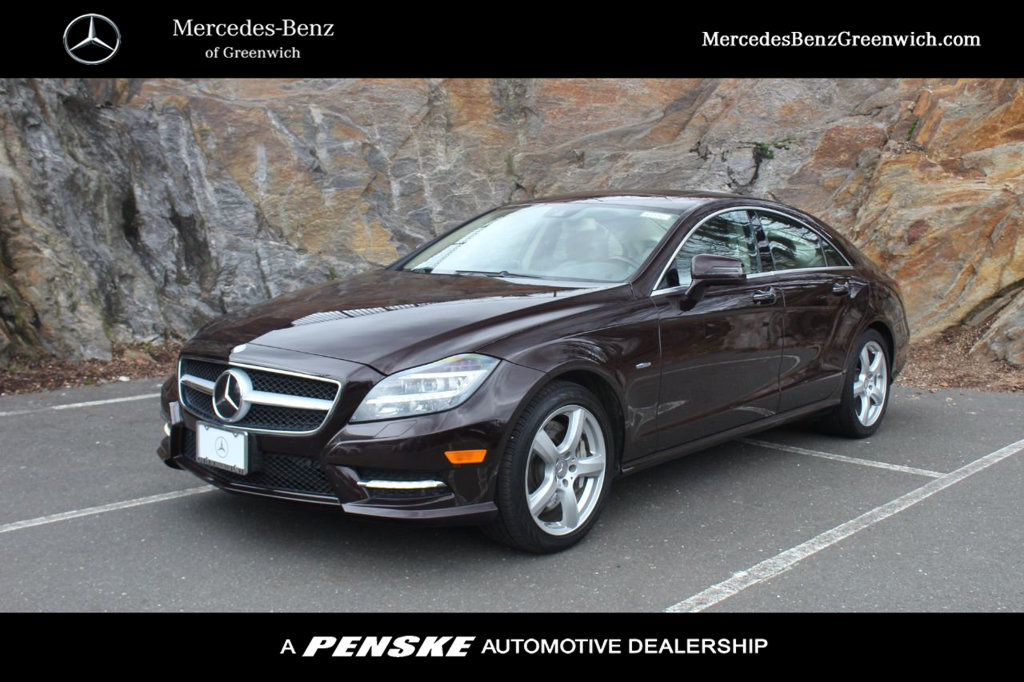 Pre-Owned 2012 Mercedes-Benz CLS 4dr Sedan CLS 550 4MATIC®