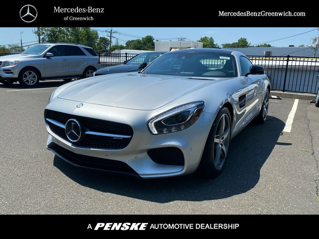Pre-Owned 2017 Mercedes-Benz GT AMG® GT Coupe