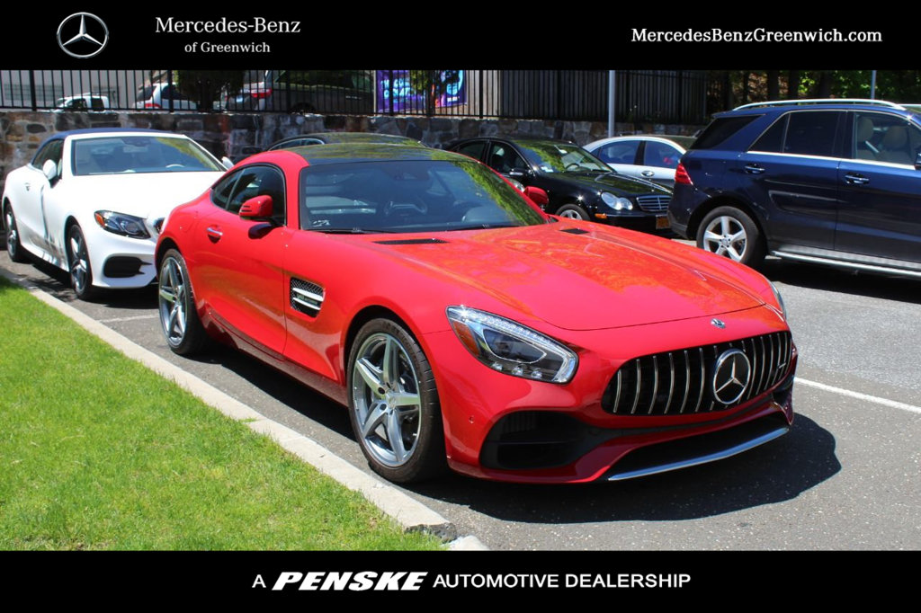 New 2019 Mercedes-Benz GT AMG® GT Coupe