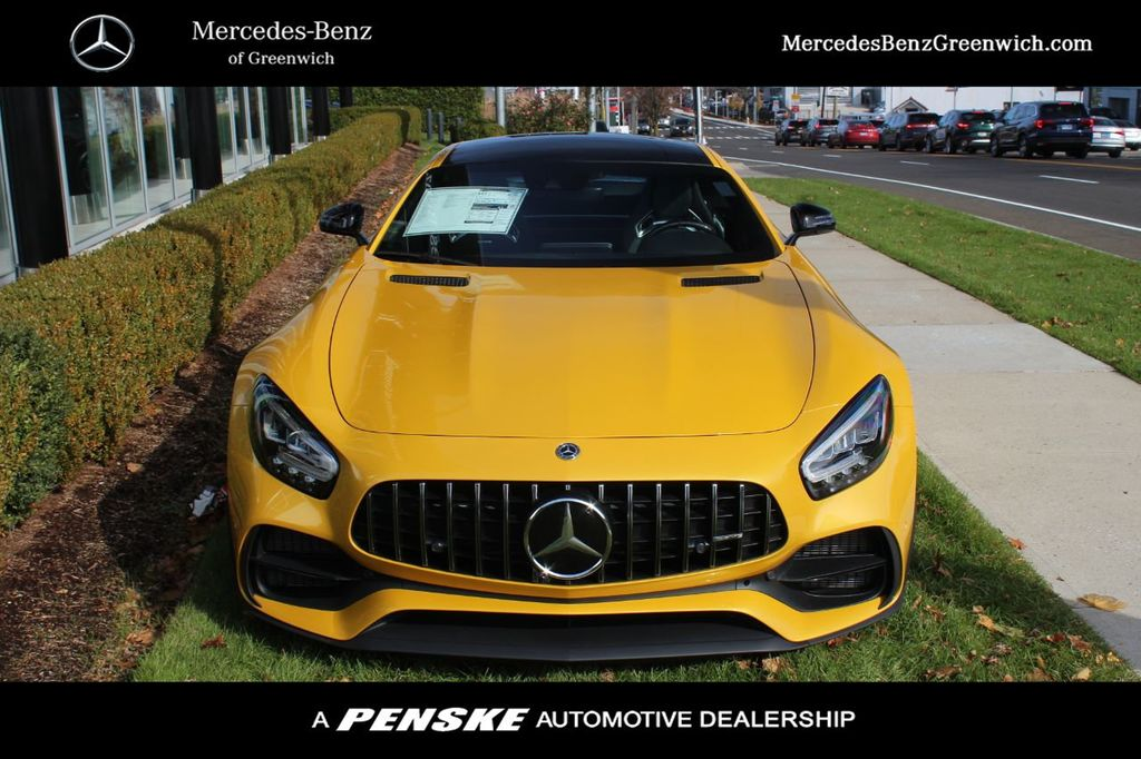 New 2020 Mercedes-Benz GT AMG® GT C Coupe