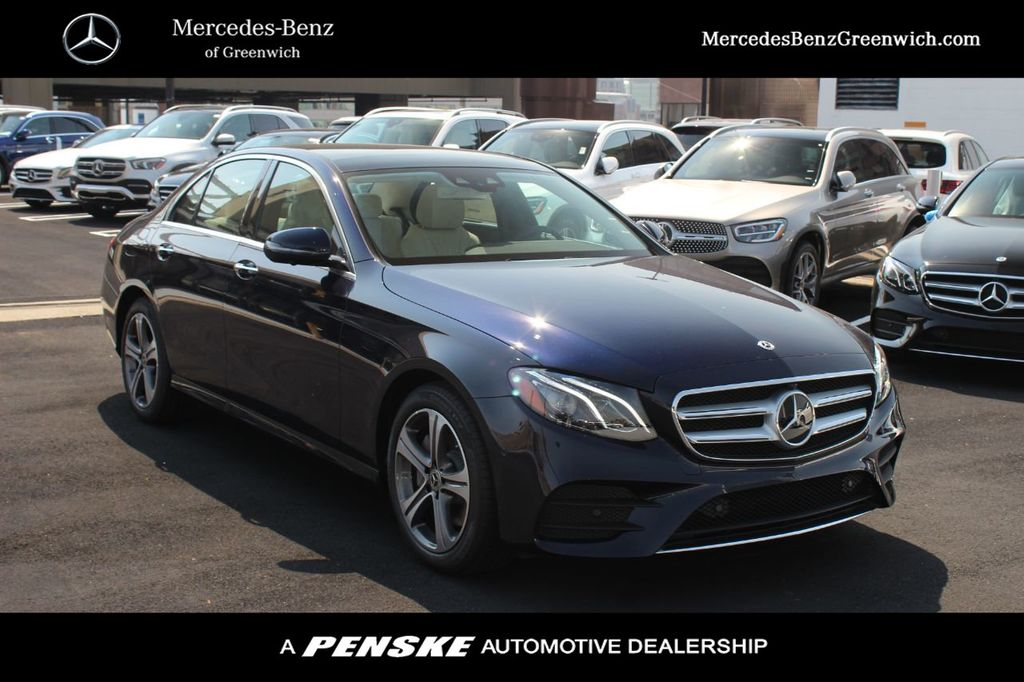 Pre-Owned 2020 Mercedes-Benz E-Class E 350 4MATIC® Sedan