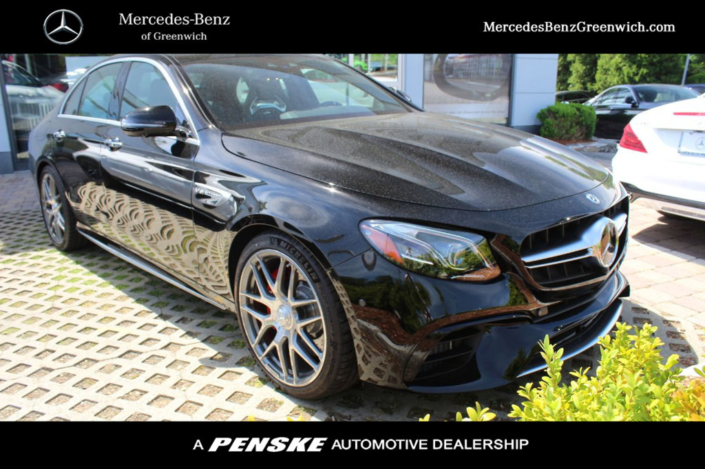 New 2019 Mercedes Benz E Class Amg E 63 S Sedan Sedan In Greenwich