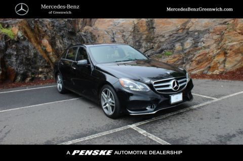Certified Pre Owned 2016 Mercedes Benz E Cl 350 Sport
