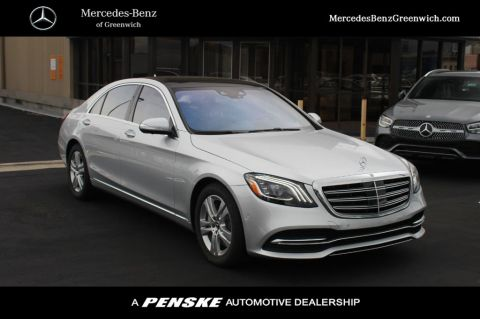 New 2020 Mercedes-Benz S-Class S 450 4MATIC® Sedan