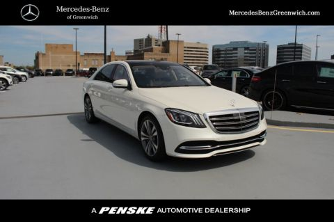 New 2019 Mercedes-Benz S-Class S 450 4MATIC® Sedan