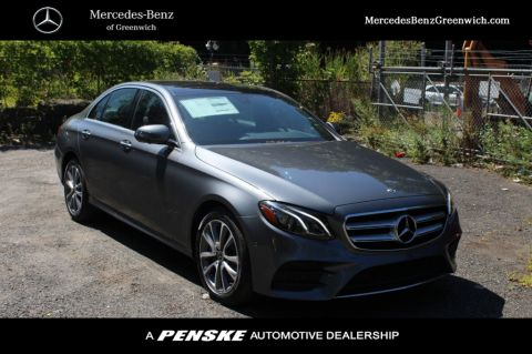 New 2020 Mercedes-Benz E-Class E 450 4MATIC® Sedan